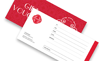 Four Frogs gift voucher