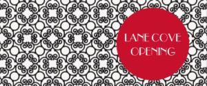 Lane Cove opening