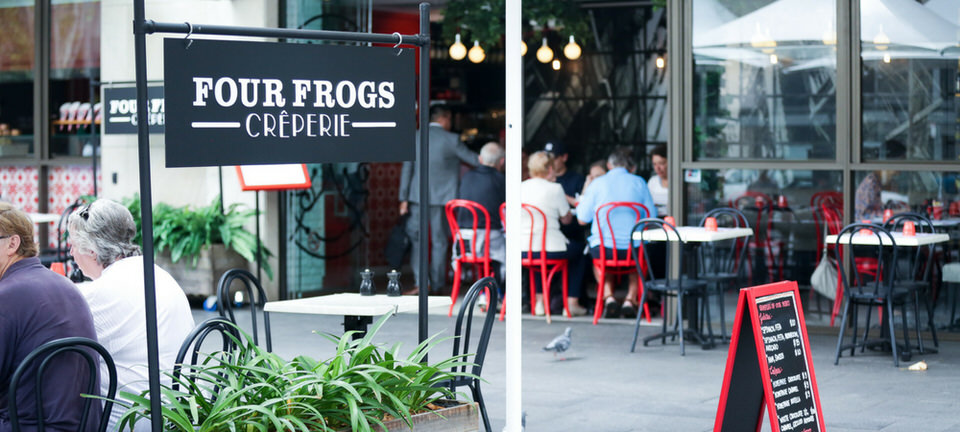 Four Frogs Creperie - CQ